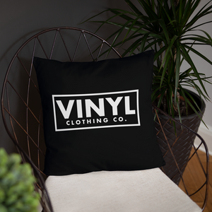 Vinyl Clothing Co. Pillow