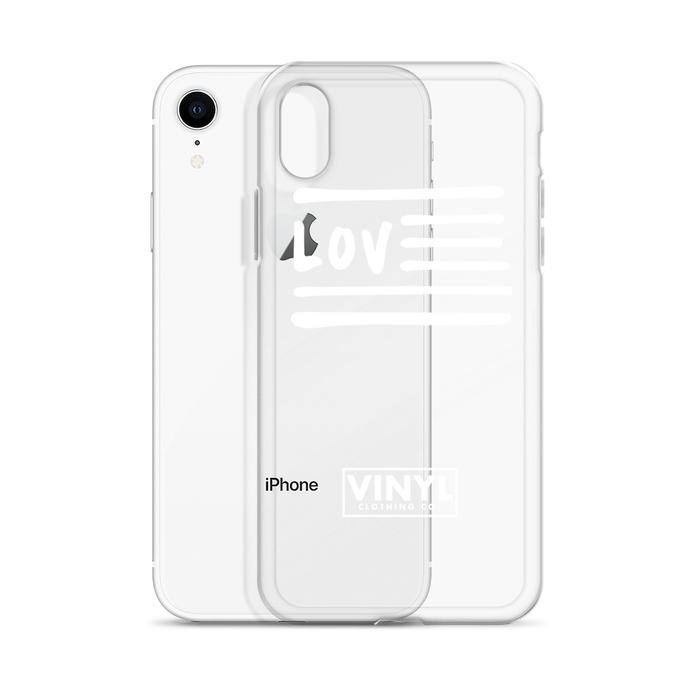 Love Nation iPhone X/XS/XR Case
