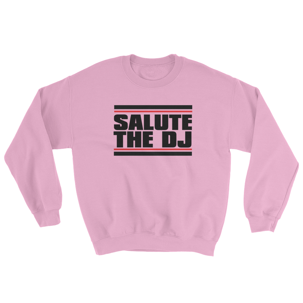 Salute The DJ Sweatshirt