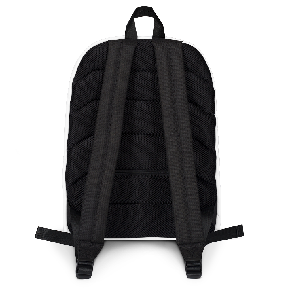 Don't Sweat The Technics Backpack - Vinyl Clothing Co - DJ Apparel Clothing Disc Jockey Vinyl Gear