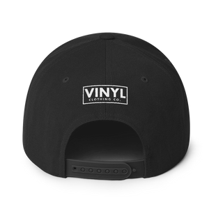Vinyl Sounds Better Snapback Hat