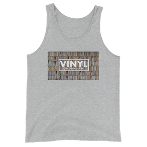 Vinyl Record Collection Unisex  Tank Top