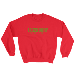 Legendary Since 1987 (Year Customizable) Sweatshirt - Vinyl Clothing Co - DJ Apparel Clothing Disc Jockey Vinyl Gear