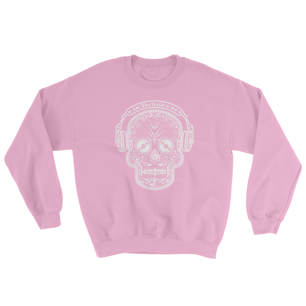 Technics Skull Sweatshirt