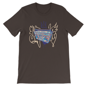 Radio Art Short-Sleeve Unisex T-Shirt