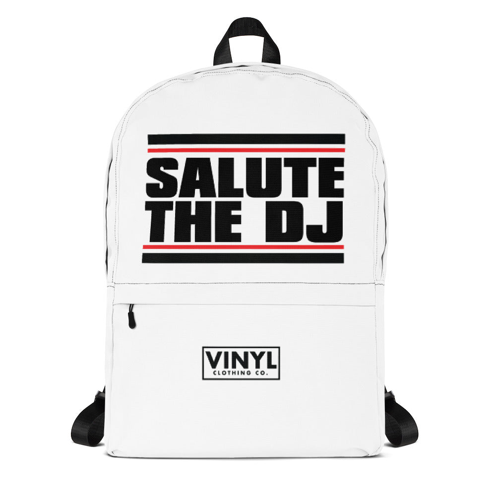 Salute The DJ Backpack