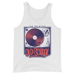Original Old School Unisex  Tank Top