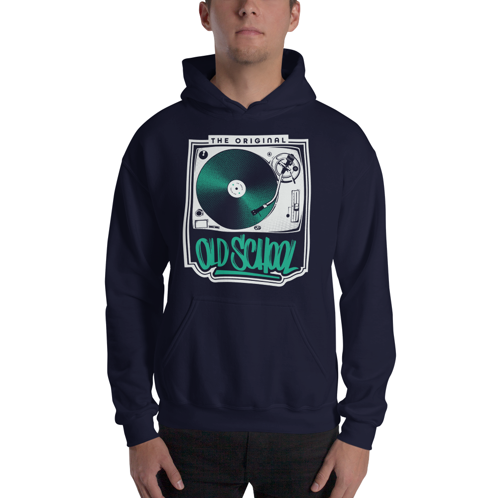 The Original Old School Hoodie
