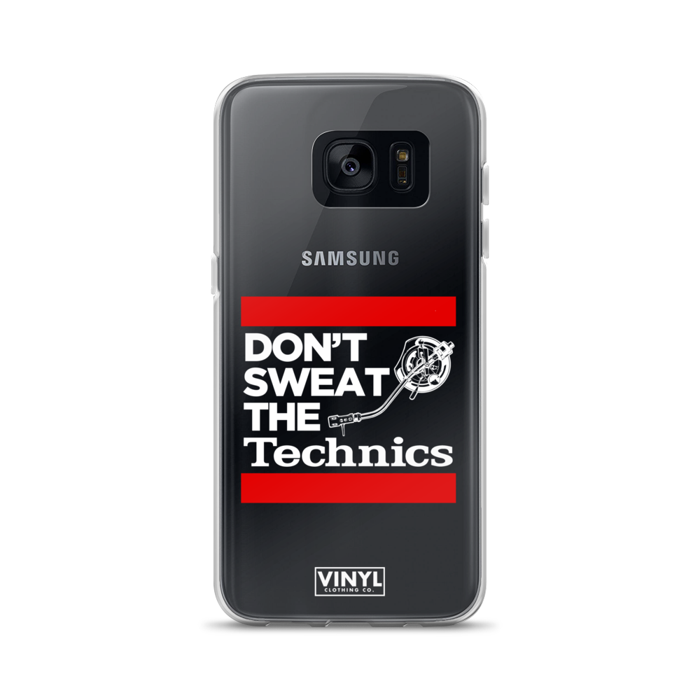 Don't Sweat The Technics Samsung Case