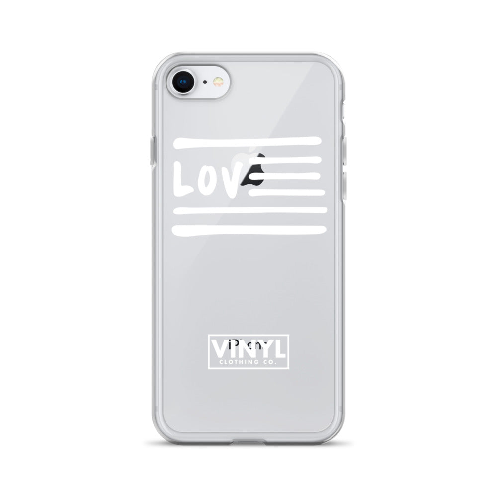 Love Nation iPhone Case