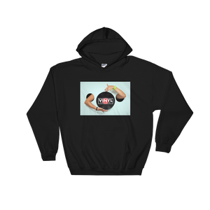 Vinyl Clothing Co Original Hoodie - Vinyl Clothing Co - DJ Apparel Clothing Disc Jockey Vinyl Gear