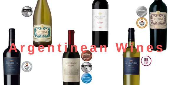 Best Wines from Argentina in the UK