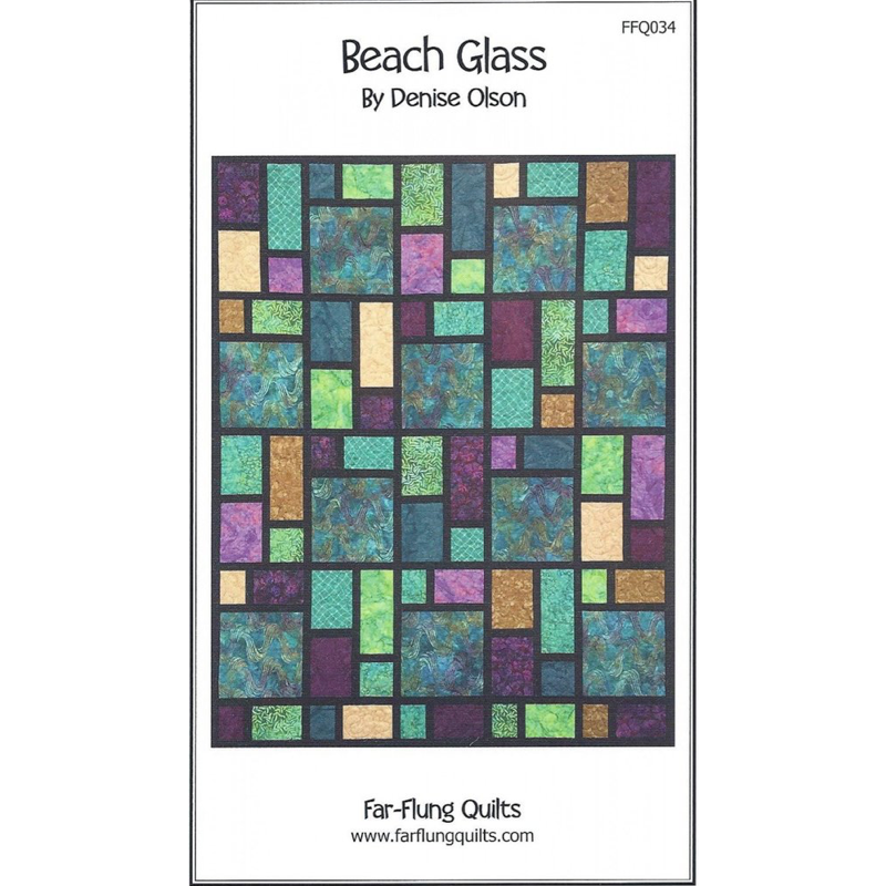 BEACH GLASS PATTERN