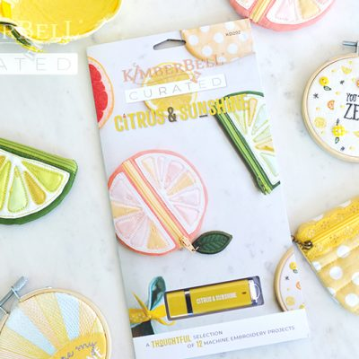 CURATED CITRUS & SUNSHINE