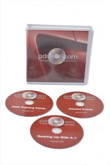 3-Piece PDR DVD Training Set (TM-GP3DVD)