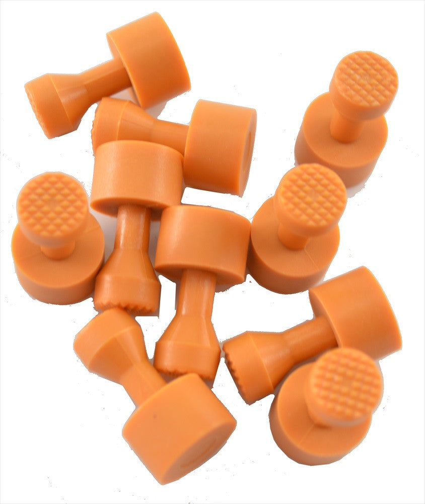 GP-O9MM Orange 10 Pack