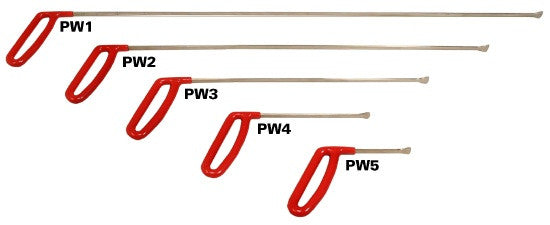"5-Piece Whale Tail Tool Set with 3/4"" Wide Heads (PW)"