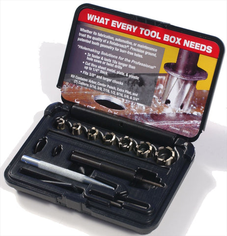 Rotabroach Cutter Kit (Made in USA)