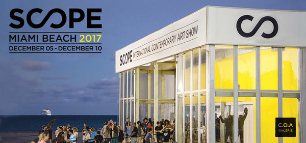 SCOPE Miami Beach | 2017