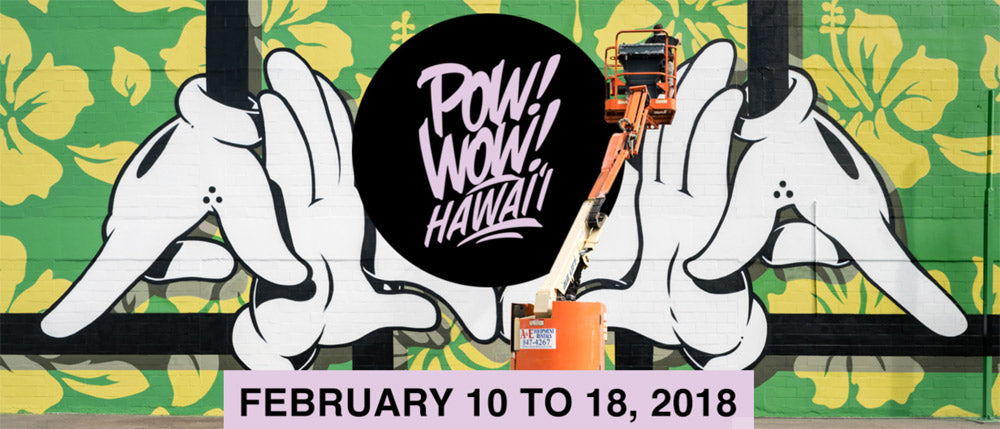Sandra Chevrier | POW! WOW! Hawaii