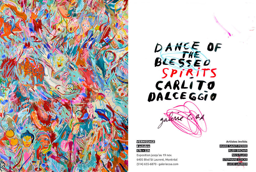 Dance of the Blessed Spirits | Carlito Dalceggio