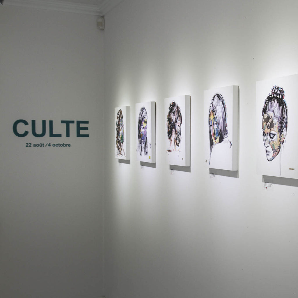CULTE | Group show