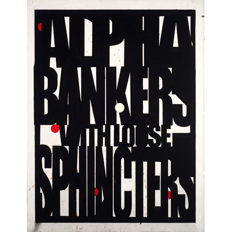Alpha Bankers With Loose Sphincters