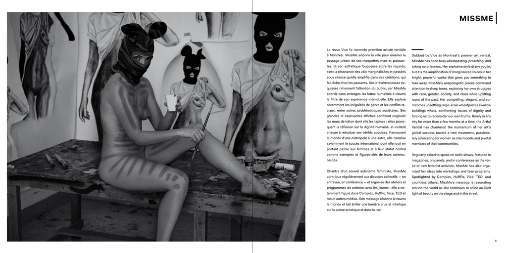 "Pussylluminati - Exhibition Catalogue & Limited-Edition ""Clair-Obscur"" Print"