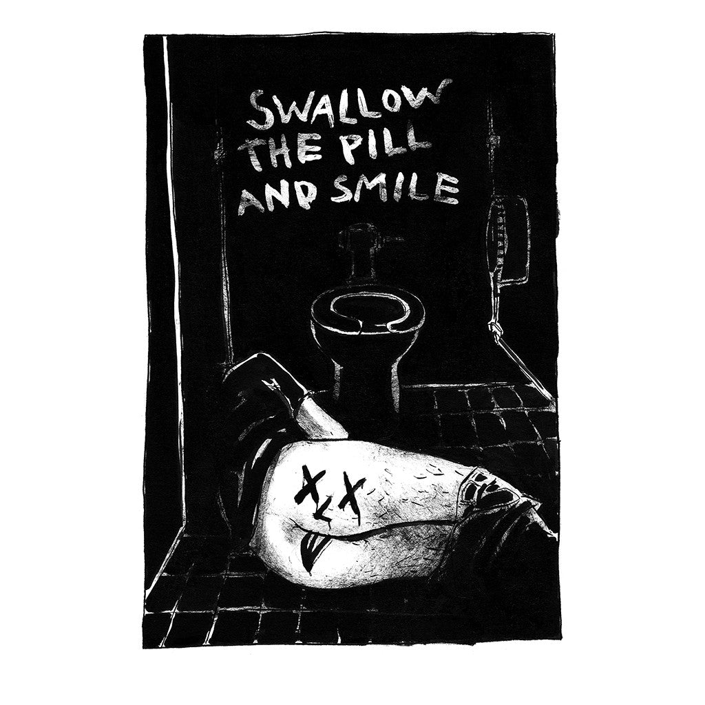 Swallow The Pill and Smile