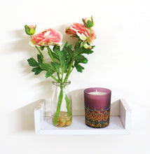 Rosy road candle- Rose - Ankansala