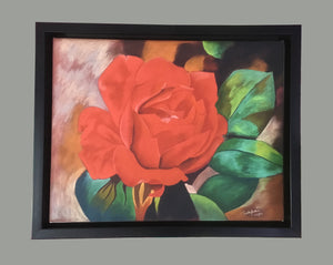 Rose Framed Wall Art - Ankansala