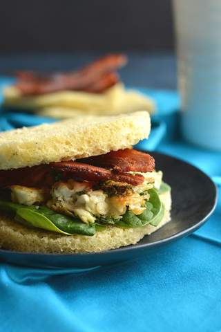 5 Easy Low-Carb Sandwich Ideas