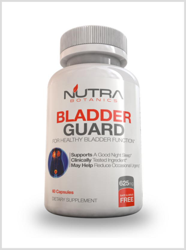 Bladder Guard 60 Capsules - NutraBotanics