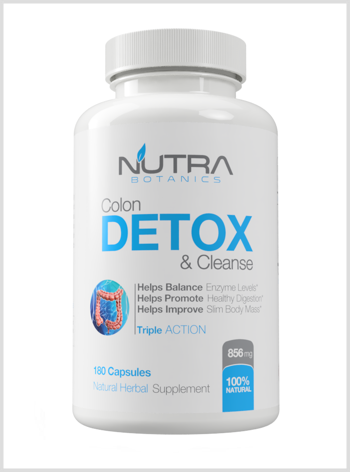 Colon Detox & Cleanse - NutraBotanics
