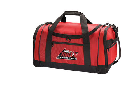 Maxx Red Duffle Bag