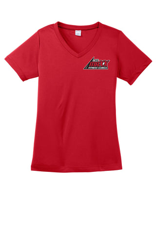 Women's Personal Trainer V Neck Staff Shirt