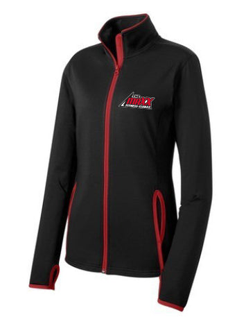 Women's Sport Tek Black Jacket