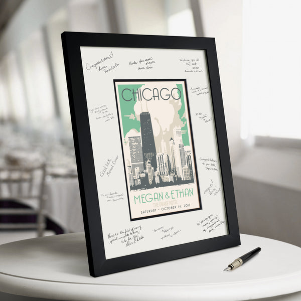 Chicago Gold Coast Guest Book