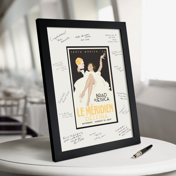 Over The Threshold Guestbook