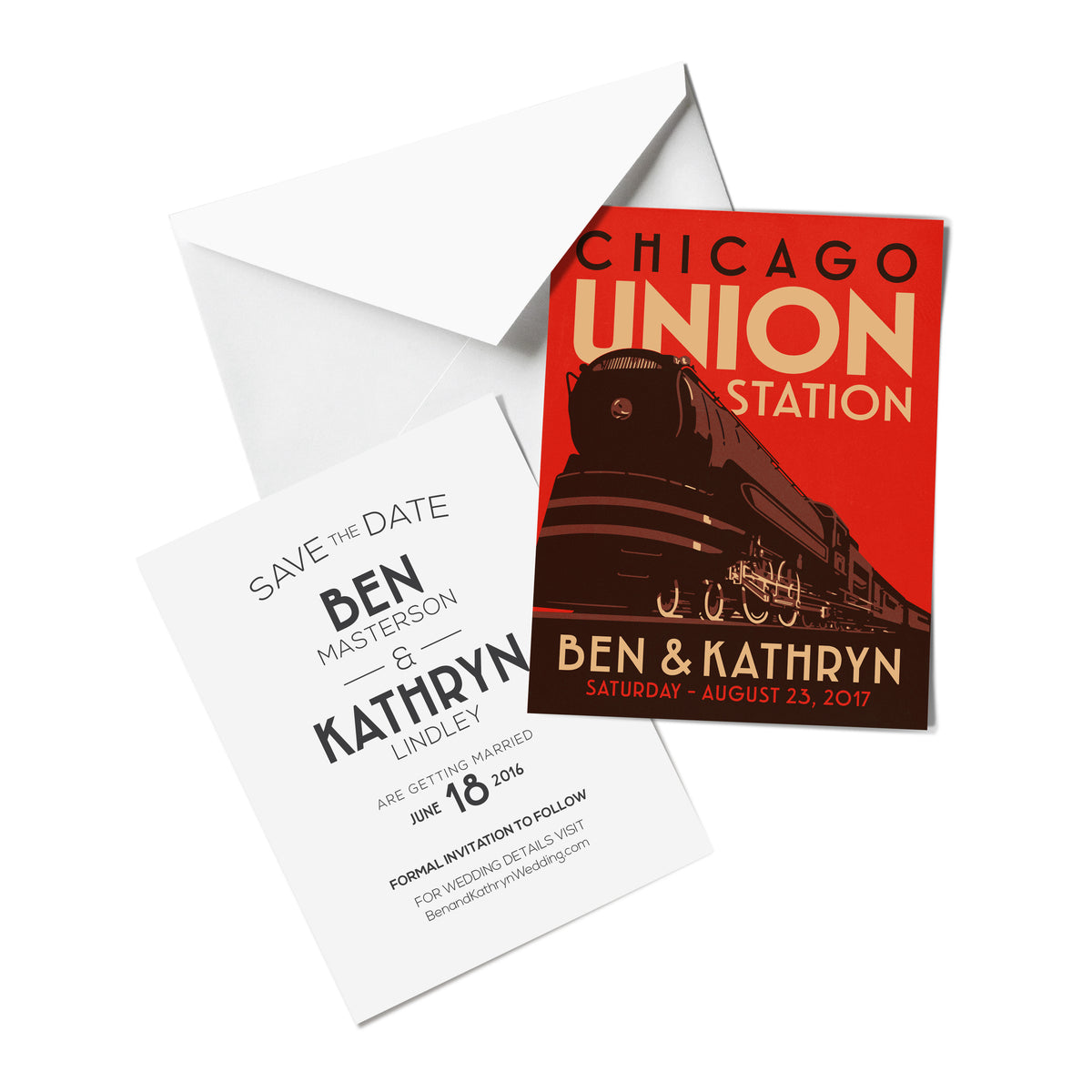 Union Station Save The Date