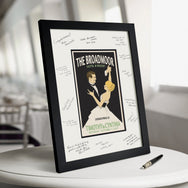 Wedding Waltz Guest Book