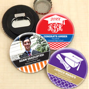 Graduation Bottle Opener - Set of 25 (FREE SHIPPING) - Something Sweet Party Favors LLC