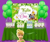 Tinkerbell Party Theme - FREE SHIPPING - Something Sweet Party Favors LLC