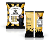 Black & Gold Graduation Party Theme - FREE SHIPPING - Something Sweet Party Favors LLC