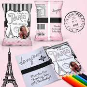 A Night In Paris Birthday Theme - FREE SHIPPING - Something Sweet Party Favors LLC