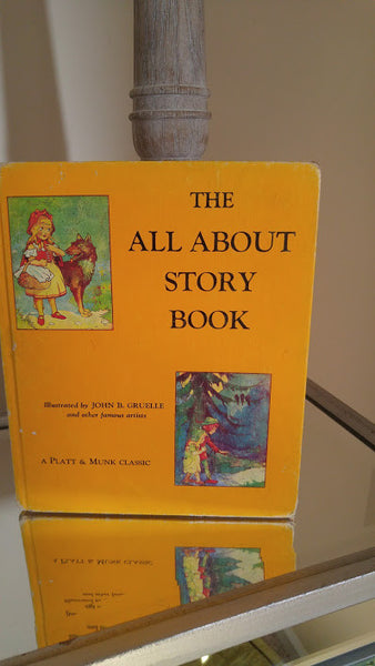 The All About Story Book