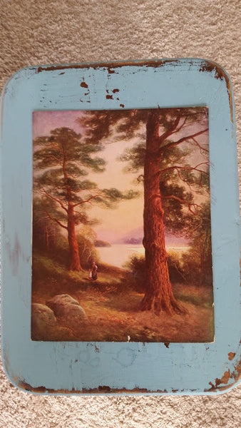 Vintage Book Image of Tree's