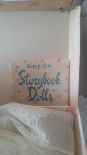 Nancy Ann Storybook Doll #412 Easter Parade