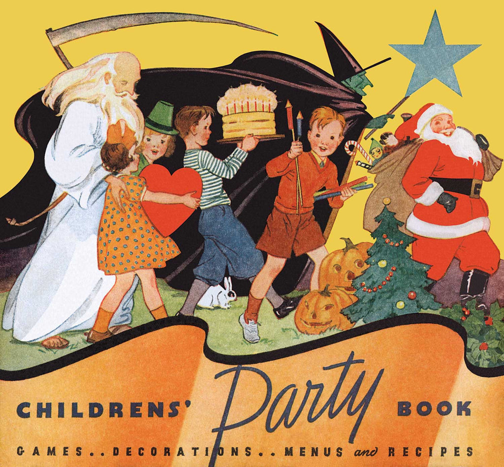 Children s Party Book