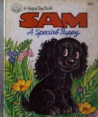 Sam A Special Puppy A Happy Day Book